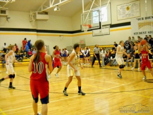 Mt  Pleasant vs  Santa Fe Photo Gallery :: CoachT com